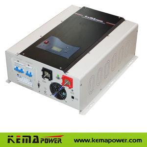 Индикатор низкой частоты ЖК-Синусоиды дома ИБП (N-PSW4K)