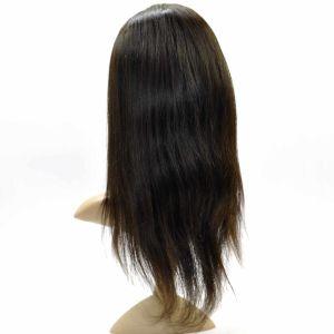 工場によってカスタマイズされる高密度の180%年のバージンの毛の完全なレースのかつら