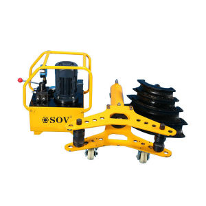 Горячая продажа Split тип электрический Bender гидравлического трубопровода