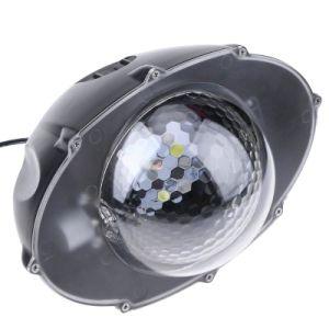 Impermeable al aire libre a todo color de la nieve de la luz del proyector LED para Navidad