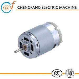 Motor eléctrico 24V RS-385SA Motor DC, para el controlador de cartucho