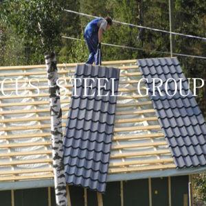 Il rivestimento ondulato lustrato dello strato del tetto del comitato di Ibr/ha profilato lo strato d'acciaio del tetto