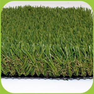 Sparen Kunstmatige Gras van de Tuin van 20% Pu het Steunende