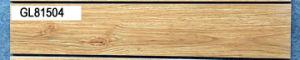buitensporige kijkt Houten van 150*800mm de Verglaasde Ceramische Tegels van de Vloer (GL81504)