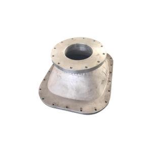 OEM de moldes de inyección de plástico moldeado a presión pieza de mecanizado CNC