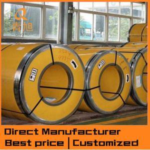 201 placas de acero inoxidable de hoja de bobinas de acero inoxidable