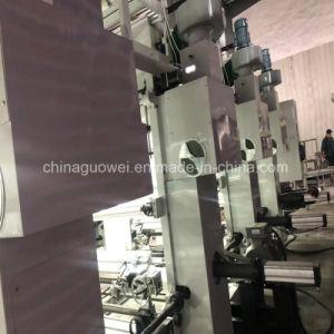 Gwasy-C de Cine de la máquina de rotograbado en 140 mpm