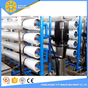 Wjf RO puro Sistema de Filtro de Tratamento de Água