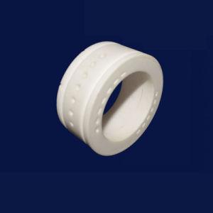 Tubo di ceramica del riscaldatore dell'allumina termoresistente del refrattario Al203 di costante dielettrica