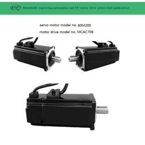 Servomotore 200W per la macchina di sigillamento