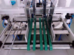 Caja de cartón automática máquina de hacer Cuadro de previa al plegador GK-780Precios (BA)