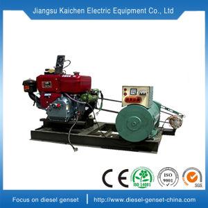 Konkurrenzfähiger Preis 200 KVA 160 Kilowatt-beweglicher leiser Dieselgenerator