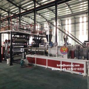 Chambre à coucher des revêtements de sol étanche Rvp Flooring Spc Flooring Extrusion Machine