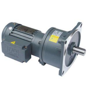 0.1kw AC 수직 나선형 기어 모터