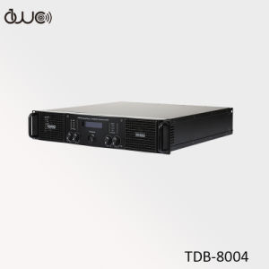 4X1000W son amplificateur de puissance professionnel standard