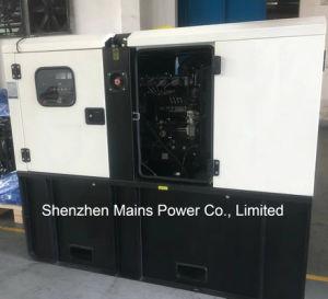 125kVA Cummins de energía en Standby Generador Diesel insonorizado de Cummins Power Generation
