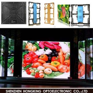 중국 공장 실내 P4.81/P3.91 풀 컬러 발광 다이오드 표시 위원회