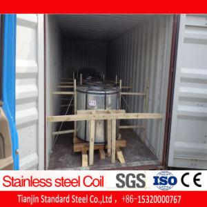 L'AISI SS 316 Bande en acier inoxydable (1/2 dur)