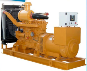 Alimentation de secours 400kw/500kVA générateur électrique avec moteur Diesel Wudong