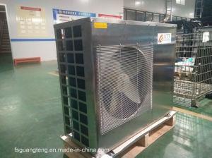 bomba de calor de fonte de ar de poupança de energia Guangteng 6.5Kw Water Heater R410A Gt-Skr6kb-10