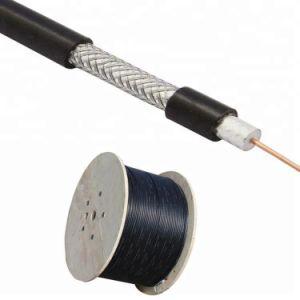305m Kabel CPR van kabeltelevisie van het Schild van de Vierling RG6 Rg6u de Coaxiale RG6