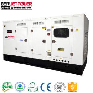 Type fermé 240 Kw 300 kVA Groupe électrogène Diesel silencieux