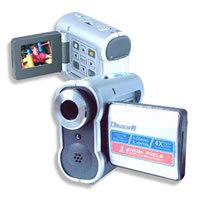 디지털 방식으로 비데오 카메라 (TDV-182)6 에서 1 3.0M 화소