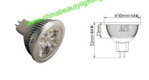 LED MR16 LED (4W) Spot Light LED Bulb