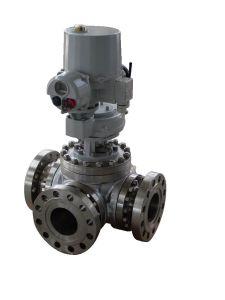 2018 Venta caliente de la válvula de la estación de energía para el equipo de obras de acero