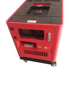 Lista a diesel di prezzi del generatore di elettricità di monofase 4kVA di CA del rifornimento di Yarmax