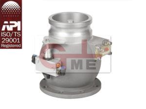 Adaptateur de vapeur en aluminium de la vanne de couvercle de trou d'homme (C803A-100)
