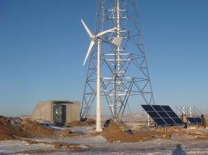 Китай Professional разработан генератор солнечного ветра до станции BTS полностью источник питания системы подачи раствора