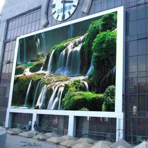 Plein écran LED HD couleur Outdoor avec 640x640mm Cabinet (P5/ P8/ P10)