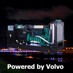 75kVA 88kVA 113kVA Volvo 125kVA 150kVA 200kVA 250kVA 300kVA 350lva 400kVA 500kVA Diesel Generator From con Sound Proof Hood Power Generator Power Generation