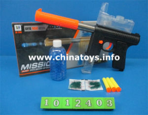 水弾丸銃のエヴァの柔らかい弾丸銃のプラスチックおもちゃ(1007005)