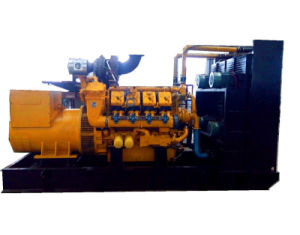 1250kVA Leroy Somer Drehstromgenerator-Energien-Generator-Gasmotor