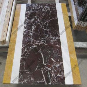 黒いAbsolute、SlabまたはTile (Interock)のためのBlue Pearl Polished Granite