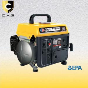 EPA стандарта 1000Вт газа портативный генератор
