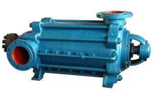 効率的な多段式遠心水ポンプ水平Dm Dg Dyシリーズ