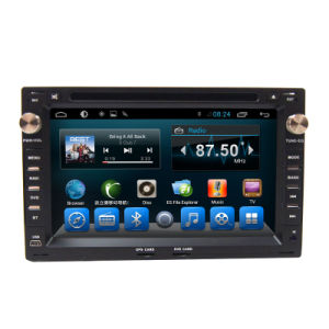 Fox Spacefox Crossfox를 위한 WiFi GPS 토요일 Nav를 가진 차 텔레비젼 Radio Touch Screen