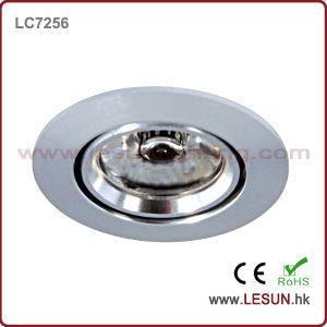 In een nis gezette Instal 1W LED Mini Lights Cabinet voor Showcase LC7256