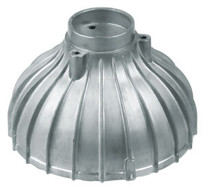 アルミニウムLEDの照明ハウジングのためのダイカストを