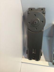 オーバーヘッド床のばねのドア開閉器のハンドルのハードウェア