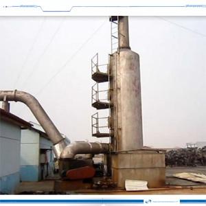 사용된 Lubricate Oil Refining Distillation Machine 10tpd