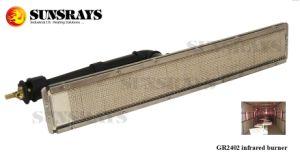 Nouveau brûleur à gaz Infrarouge en Céramique à des fins industrielles (brûleur infrarouge GR2402)