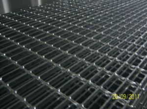 Fabricante de rejilla profesional -Plataforma de galvanizado en caliente Rejilla Barra plana