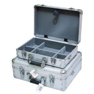 Caja de herramientas de aluminio combinada de alta calidad (14u 16u 18u) (keli-D-21)
