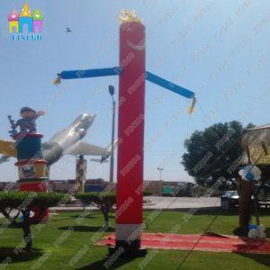 膨脹可能なダンスの気球のモデル広告業者の空気空のダンサーの管