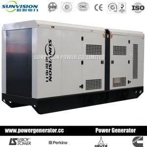 160kw/200kVA Yuchai 엔진과 Stamford 발전기 힘 전기 발전기