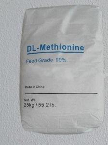Qualidade superior com preço competitivo Dl-Methionine e L-Lisina 98,5%